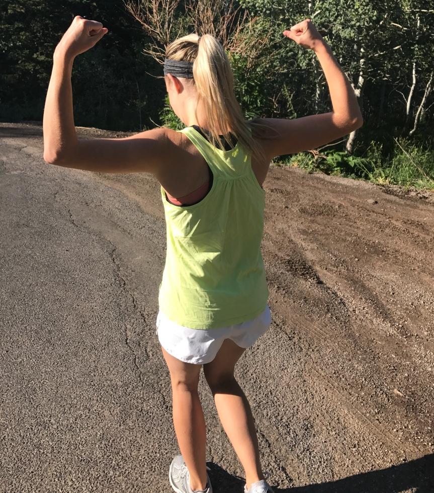 inspired//strength training